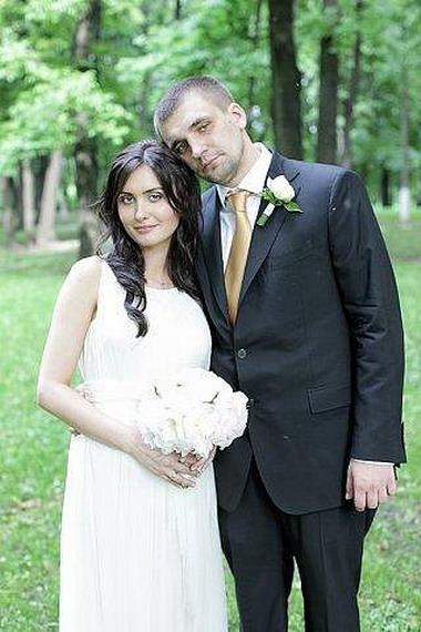 баста фото с женой